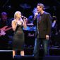 Like George Jones and Tammy Wynette before them, married country superstars Miranda Lambert and Blake Shelton are Nashville royalty, and fans are mesmerized by the drama surrounding the couple. (associated press)