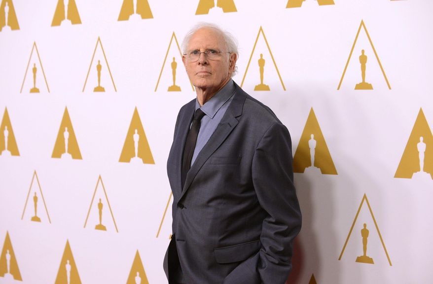 Bruce Dern arrives at the 86th Oscars Nominees Luncheon, on Monday, Feb., 10, 2014 in Beverly Hills, Calif. (Photo by Jordan Strauss/Invision/AP)