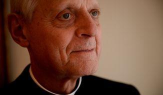 Archbishop of Washington His Eminence Cardinal Donald William Wuerl (Andrew Harnik/The Washington Times)