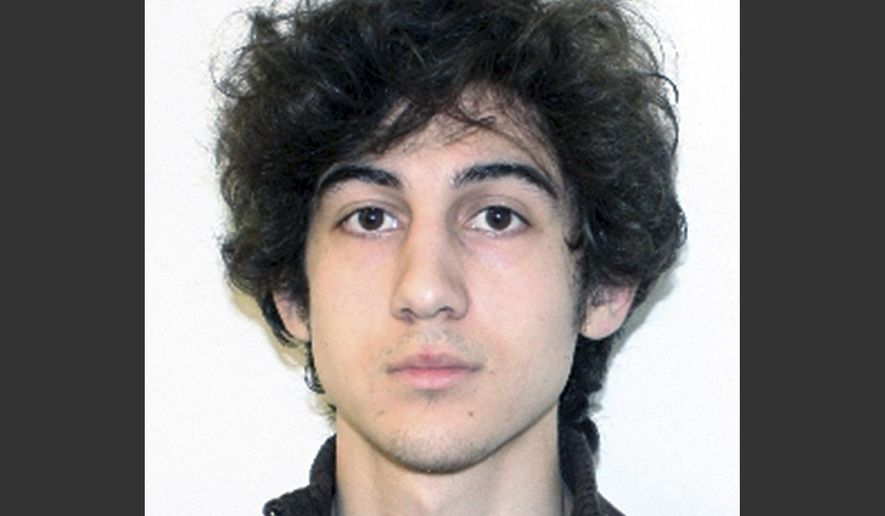 Boston Marathon bombing suspect Dzhokhar Tsarnaev id charged with using a weapon of mass destruction in the bombings on April 15, 2013 near the finish line of the Boston Marathon. (AP Photo/Federal Bureau of Investigation) ** FILE **