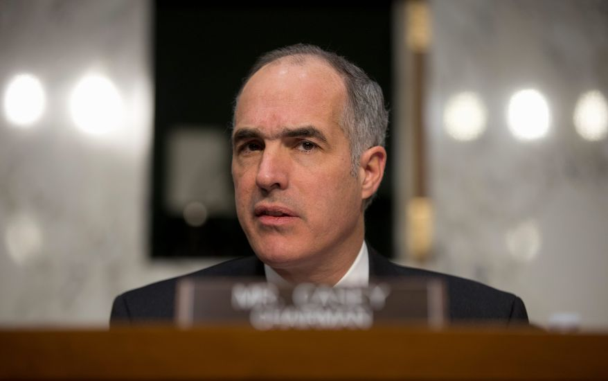 Sen. Bob Casey, Pennsylvania Democrat. (Associated Press)