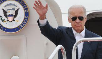 Vice President Joseph R. Biden
