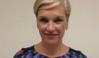 Planned Parenthood's Cecile Richards.