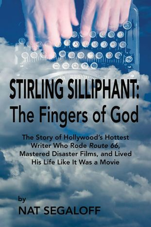 """This book cover image BearManor Media shows """"Stirling Silliphant: The Fingers of God,"""" by Nat Segaloff. (AP Photo/BearManor Media)"""