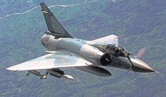 French  Dassault Mirage 2000. (Image: Wikimedia Commons)