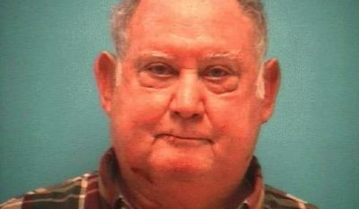 """Jerry Wilson, 70, was arrested Feb. 18 after he allegedly attacked a man who called him a """"RINO."""" (Vidor Police Department)"""