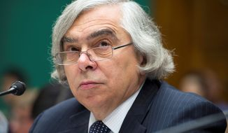 Energy Secretary Ernest Moniz confirmed the Obama administration will make available billions of dollars in federal loan guarantees to support construction of nuclear power plants.