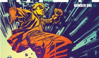 "This cover image released by Image Comics shows ""MPH"" by Mark Millar and Fegredo. Millar is wasting no time in creating his own world and universe, moving like lightning to populate it with heroes and villains of his own creation from U.S. government-created speed demons fueled by illicit drugs to old-fashioned space opera that recalls 1950s-era science fiction tales with moon men, monsters and space cadets on dangerous missions. (AP Photo/Image Comics)"