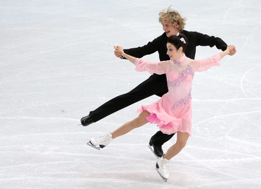 In figure skating, also a source for medals over the years, the U.S. received its first Olympic gold medal in ice dancing with a historical feat by Meryl Davis and Charlie White but failed to win any medals in the men's, women's and pairs events.
