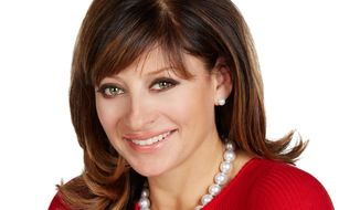 """After 20 years at CNBC, host Maria Bartiromo made her grand debut on """"Opening Bell"""" on the Fox Business Network on Monday with another show to premiere next month on Fox News. (Fox Business Network/Associated Press)"""