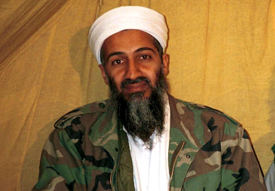 Old Enemy: Osama bin Laden told an FBI source in 1993 that he was looking to finance terrorist attacks on U.S. soil. (Associated Press)