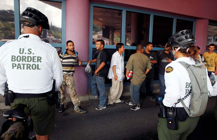 ** FILE ** Illegal immigrants have been the focus of much debate. (Associated Press)