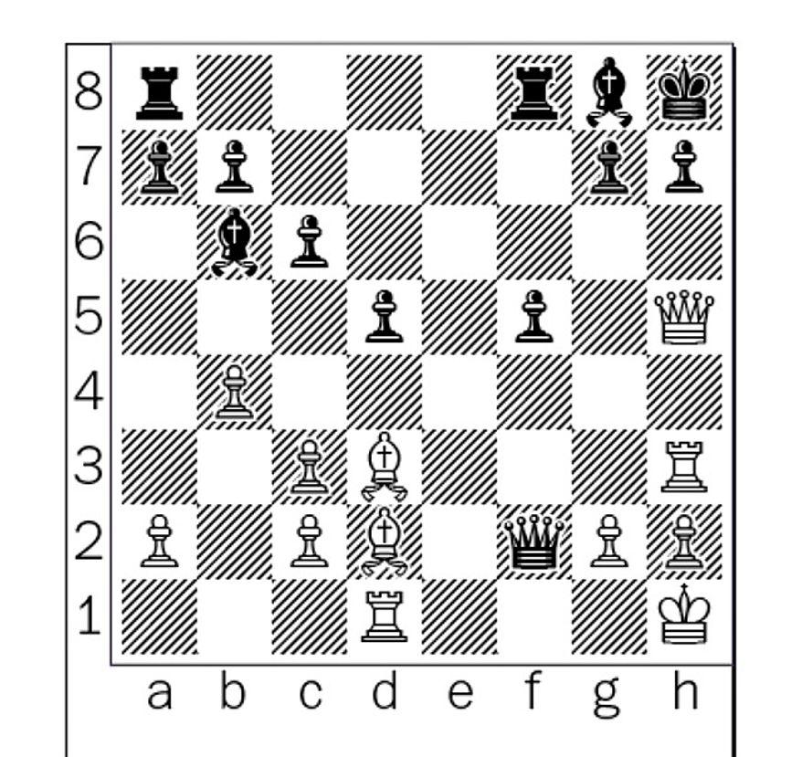 Neumann-Paulsen after 26. b4.