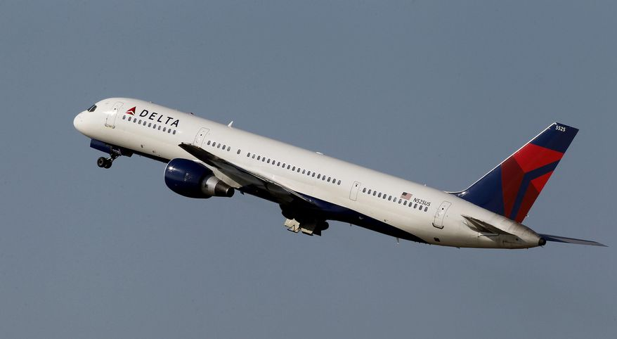 File-This photo taken Jan. 20, 2011, shows a Delta Airlines Boeing 757 taking off  in Tampa, Fla.  Delta Air Lines is making fundamental changes to its frequent flier program and will reward those who buy its priciest tickets, as opposed to those who fly the most miles. The airline said Wednesday, Feb. 26, 2014,  that the 2015 SkyMiles program will better recognize frequent business travelers and leisure customers who buy premium fares. (AP Photo/Chris O'Meara, File)