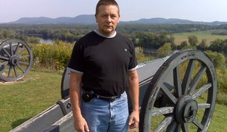 John Drake, lead plaintiff in New Jersey concealed carry rights case Drake v. Jerejian.