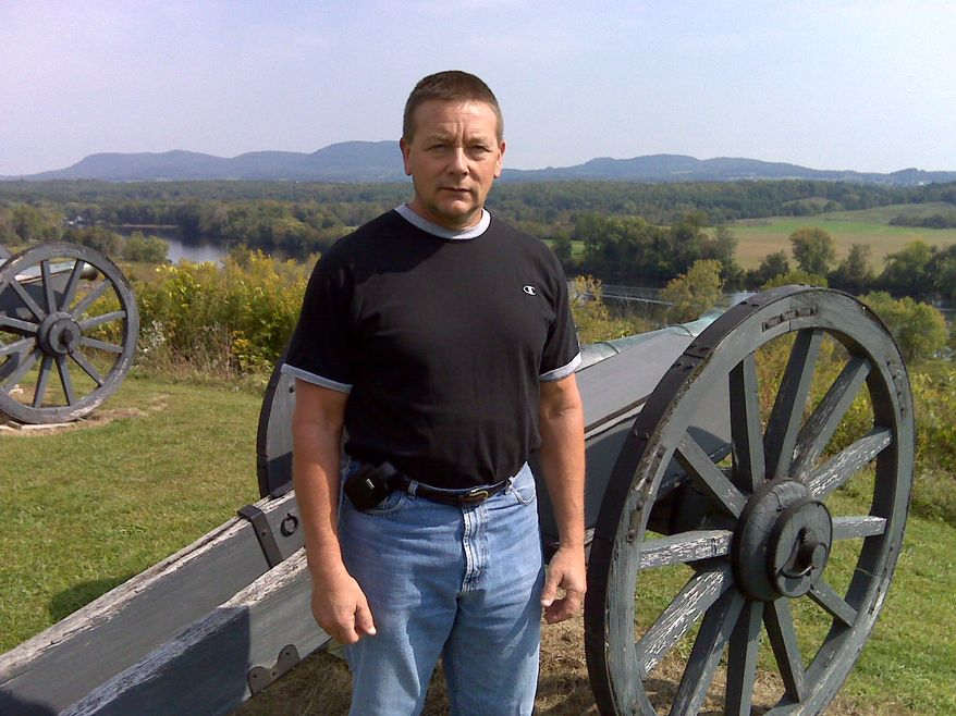 John Drake, lead plaintiff in New Jersey concealed carry rights case Drake v. Jerejian.