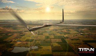Image: Titan Aerospace