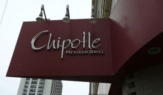 Chipotle Mexican Grill in Chicago. (Wikipedia)