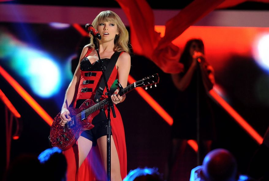 Taylor Swift's recent split with her publicist of seven years has some concerned she may be leaving the country music industry altogether. (associated press)