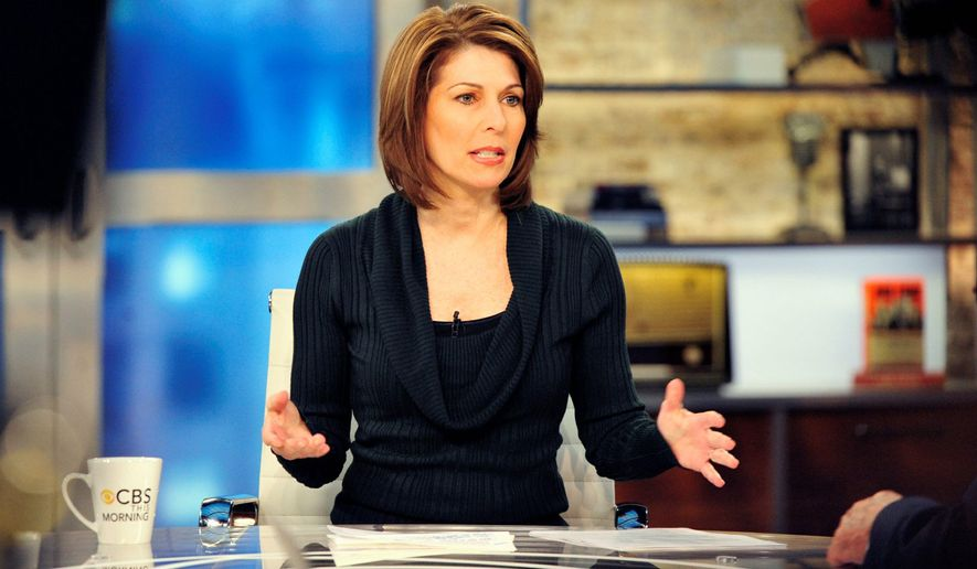 Former CBS investigative reporter Sharyl Attkisson (CBS via Associated Press) **FILE**