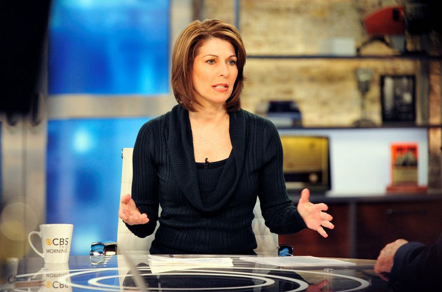 Former CBS investigative reporter Sharyl Attkisson (CBS via Associated Press) **FILE**