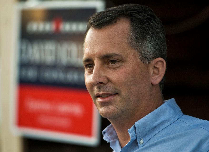 Republican David Jolly