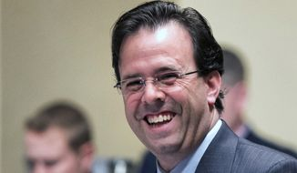 **FILE** Minnesota Republican Rep. Pat Garofalo is seen here May 3, 2013, at the State Capitol in St. Paul. (Associated Press/Minneapolis Star-Tribune, Glen Stubbe)