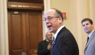 Rep. Greg Walden, Oregon Republican. (Associated Press) ** FILE **