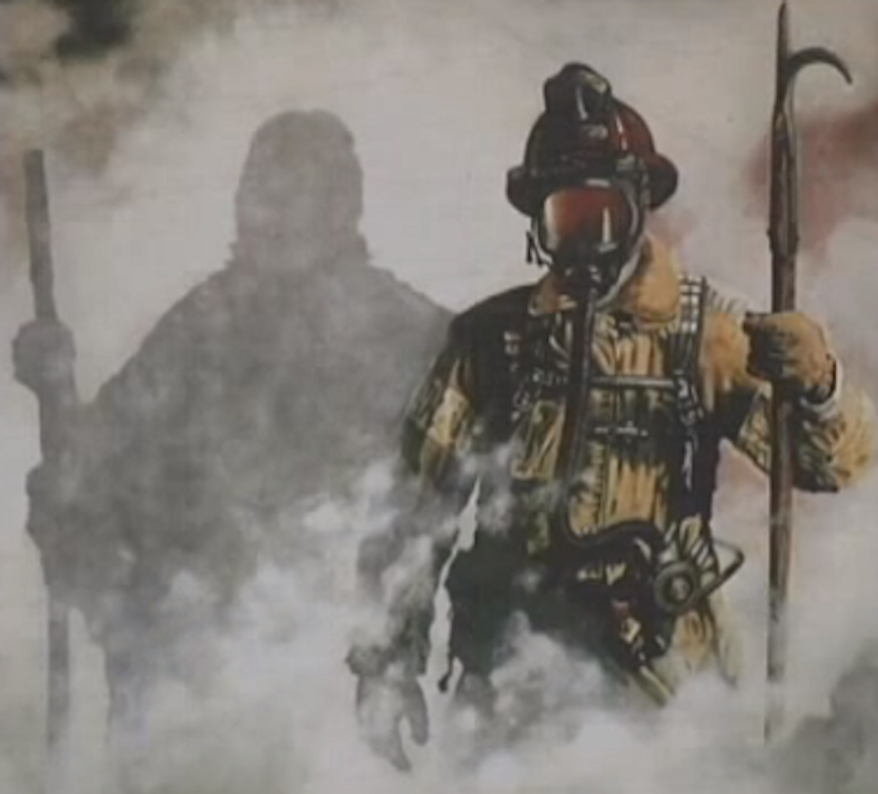 The Cedar Rapids Civil Rights Commission has complained about a religious image on a fire truck that has been a part of the fire department for nearly 17 years. (CBS 2)