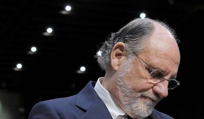 Jon Corzine of New Jersey spent $60 million of his own money in that race — a personal funding record for Congressional candidates — and it likely provided him the edge that allowed him to squeak to victory with 50.1 percent of the vote. (Associated Press)