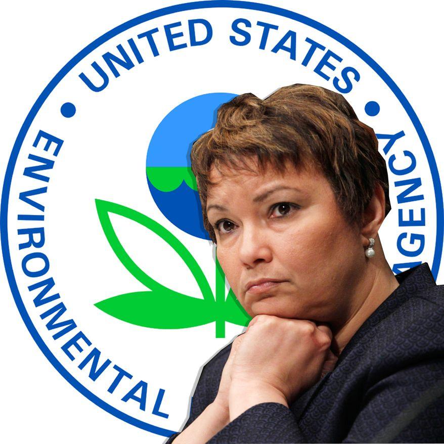 EPA Administrator Lisa Jackson.