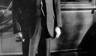 This undated photo shows Reno banker Roy Frisch, who disappeared in 1934. His whereabouts remain one of the city's greatest unsolved mysteries. (AP Photo/The Reno Gazette-Journal)  NO SALES; NEVADA APPEAL OUT; SOUTH RENO WEEKLY OUT
