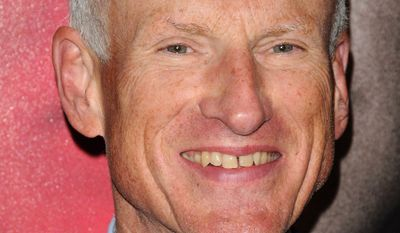 """FILE - In this Nov. 4, 2009 file photo, actor James Rebhorn attends the premiere of """"The Box"""", in New York. Rebhorn's agent, Dianne Busch, said Sunday, March 23, 2014, that the actor passed away Friday at his home in New Jersey. He was 65. (AP Photo/Peter Kramer, File)"""
