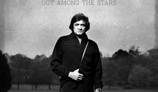 "This CD cover image released by Legacy Recordings shows ""Cut Among the Stars,"" by Johnny Cash. (AP Photo/Legacy)"