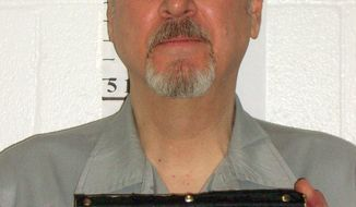 In this March 17, 2014 photo provided by the Missouri Department of Corrections is Jeffrey Ferguson. Ferguson was sentenced to die for killing a 17-year-old St. Charles County girl in 1989. (AP Photo/Missouri Department of Corrections)