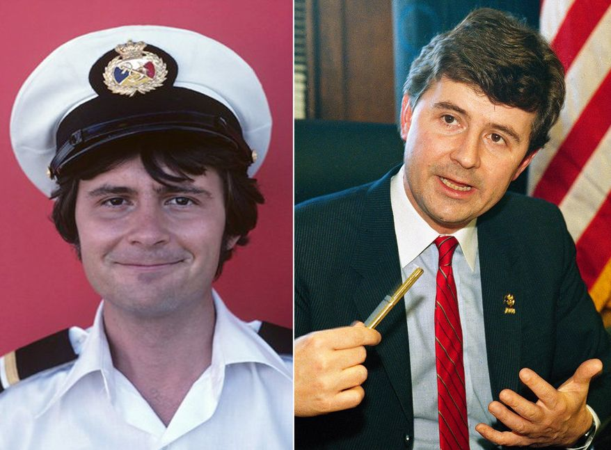 "Fred Grandy, a former actor best known for his role as ""Gopher"" on the The Love Boat and who later became a member of the U.S. House of Representatives from Iowa."