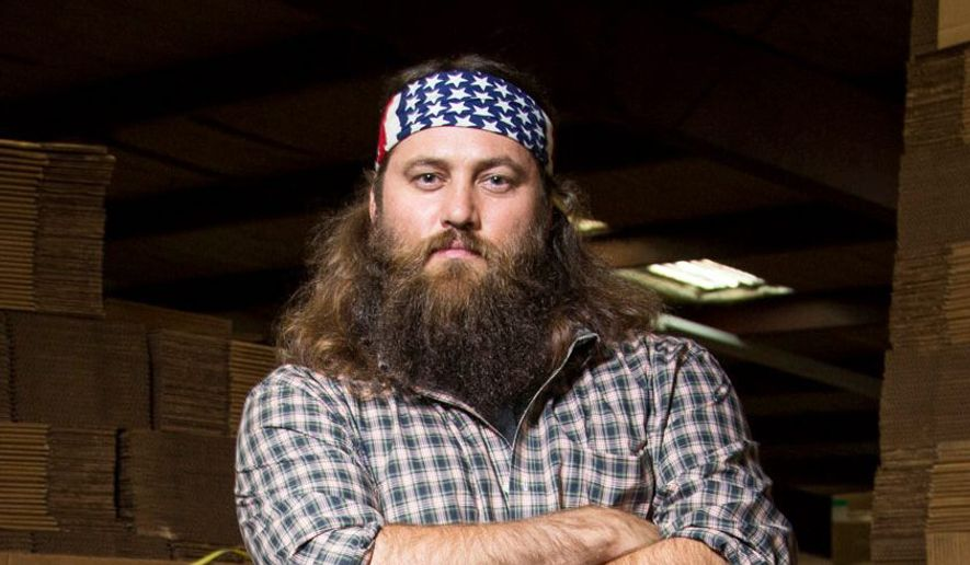 """Duck Dynasty"" star Willie Robertson. (A&E/Associated Press) ** FILE **"