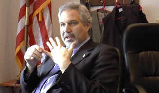 Alaska state senator and Senate Finance co-chairman Pete Kelly is making it his mission to help eradicate fetal alcohol syndrome by providing taxpayer-funded pregnancy tests in bar bathrooms. (Anchorage Daily News)