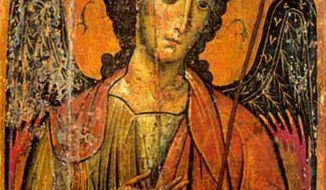 Michael the Archangel (Wikimedia Commons)