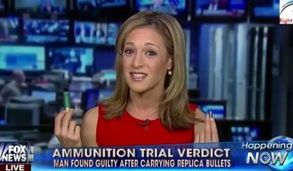 Emily Miller on Fox News. March 28, 2014.