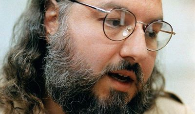 Tel Aviv has long sought the release of Jonathan Pollard, a former intelligence analyst convicted in 1987 of spying for Israel. He is serving a life sentence. (Associated Press)