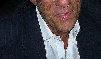 "Robert Davi played Jake Fratelli in ""The Goonies."" (Wikimedia Commons)"