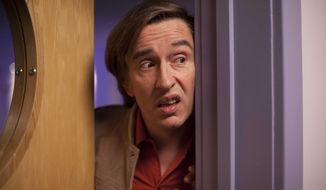 """This image released by Magnolia Pictures shows Steve Coogan in a scene from """"Alan Partridge."""" (AP Photo/Magnolia Pictures)"""