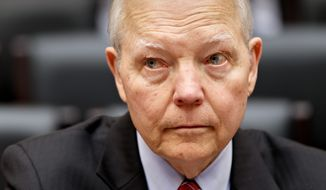 Internal Revenue Service Commissioner John Koskinen's remarks come at a busy time for the IRS. Not only are six investigations underway over possibly politicized audits, but tax season is in full gear, and the IRS is set to play a critical role in enforcing the insurance mandate at the heart of President Obama's Affordable Care Act. (Associated Press)