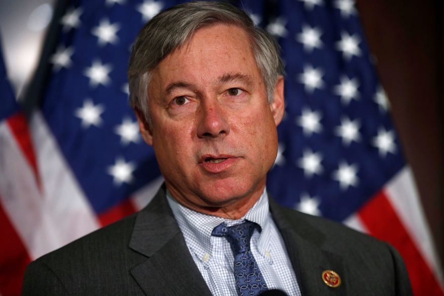 ** FILE ** Rep. Fred Upton, House Energy and Commerce Committee chairman. (Associated Press)