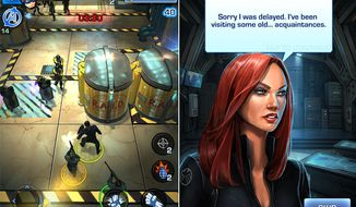 Gameloft presents Captain America: The Winter Soldier, the official game featuring comic book style designs, familair heroes and tactical combat.