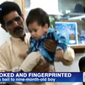 A Pakistani policeman has been suspended for charging a 9-month-old boy with attempted murder 