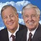 Illustration of David and Charles Koch        The Washington Times **FILE**