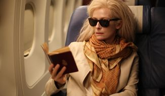 "This image released by Sony Pictures Classics shows Tilda Swinton in a scene from ""Only Lovers Left Alive."" (AP Photo/Sony Pictures Classics, Sandro Kopp)"