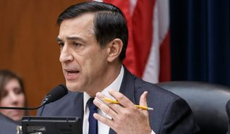 House Oversight Committee Chairman Rep. Darrell Issa said Tuesday that little seems to be getting done to save taxpayers money and avoid wasting billions of dollars through duplication and redundant programs. (Associated Press)